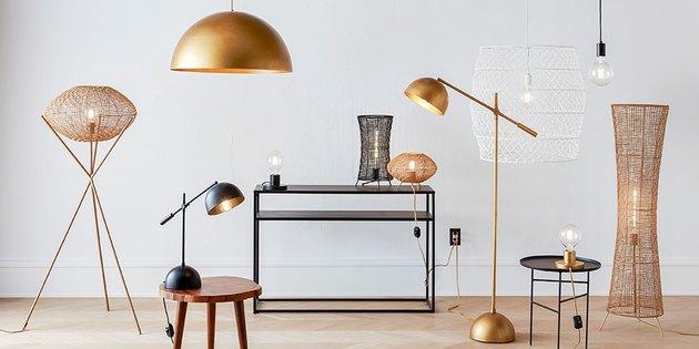 project 62 lighting