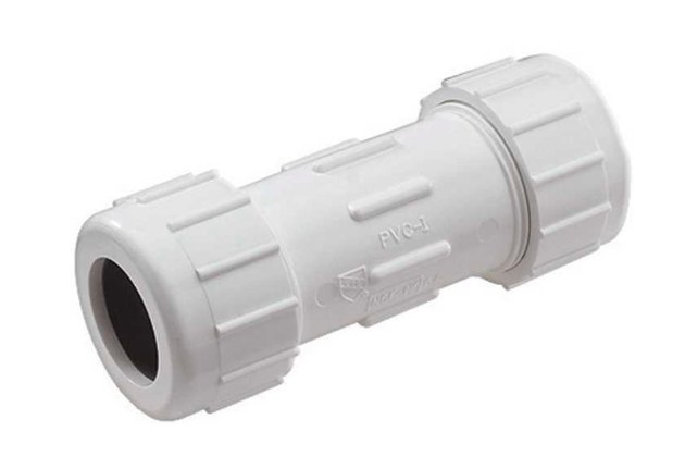 CPVC compression coupling.