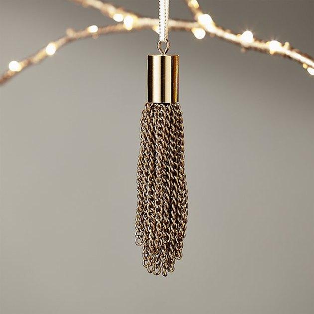tassel ornament