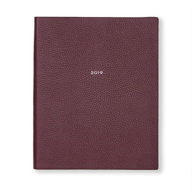 Smythson of Bond Street Desk Diary