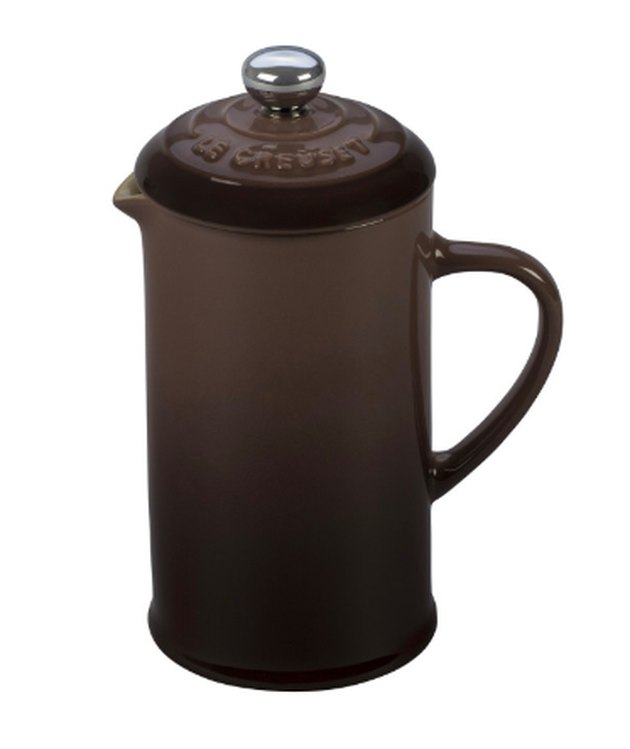 brown french press