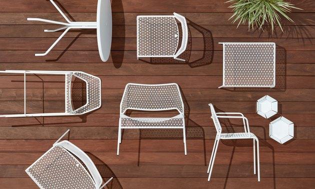 Blu Dot Outdoor Furniture