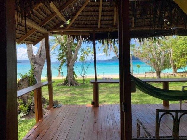 outdoor area near the water in Vanuatu