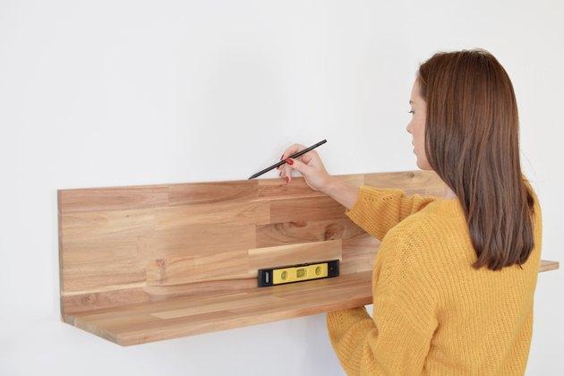 Floating Shelf Tutorial