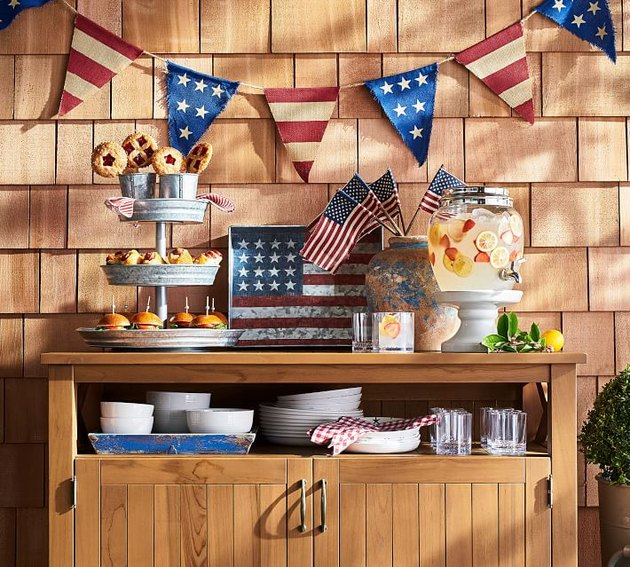 Pottery Barn Party Goods