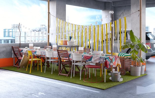 IKEA Outdoor Party