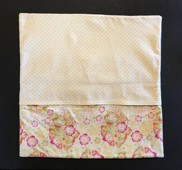 Envelope Pillow Cover Back