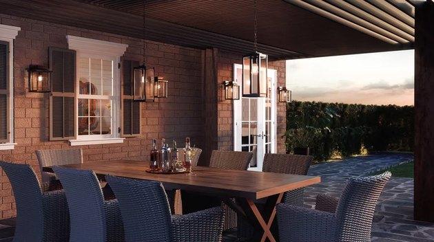 Joss & Main Outdoor Lanterns