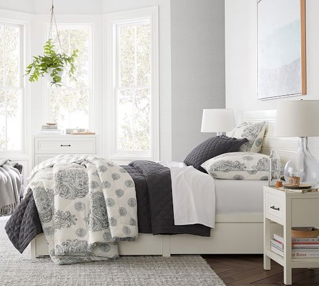 Pottery Barn Sussex Storage Bed