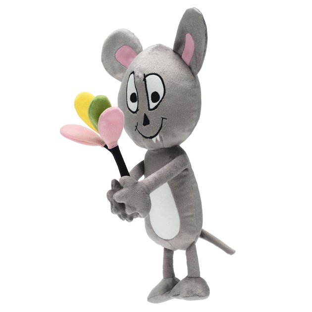 kids toy mouse with balloons