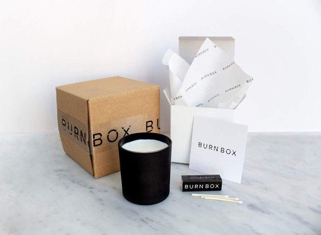 burn box