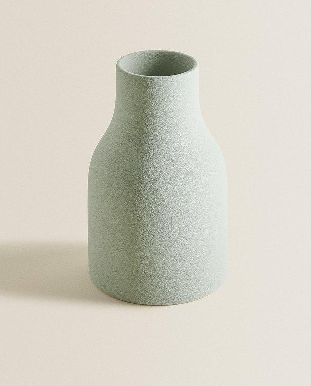 Rough-Textured Vase