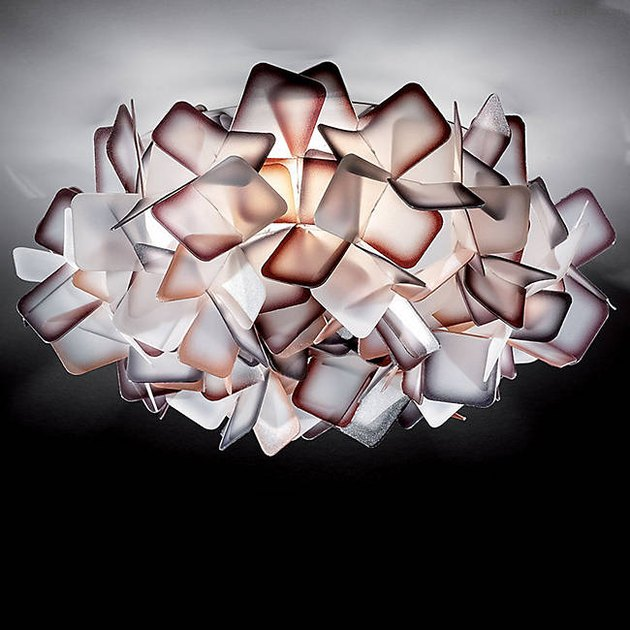sculptural lighting fixture