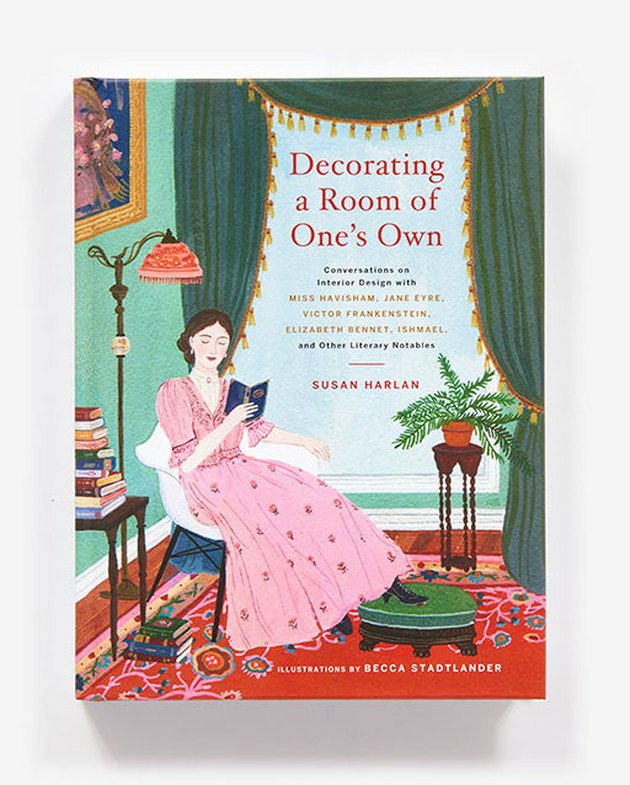 decorating a room of one's own book