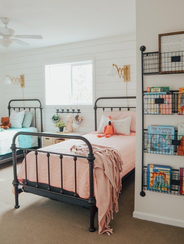 farmhouse kid bedroom