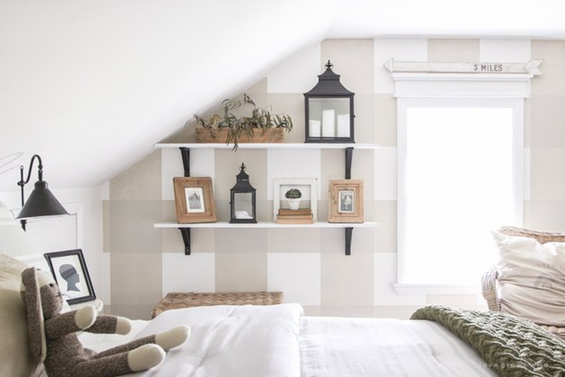 farmhouse kids bedroom idea