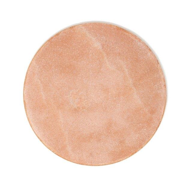 pink marble trivet
