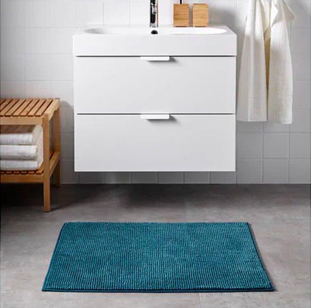 Bath mat from Ikea