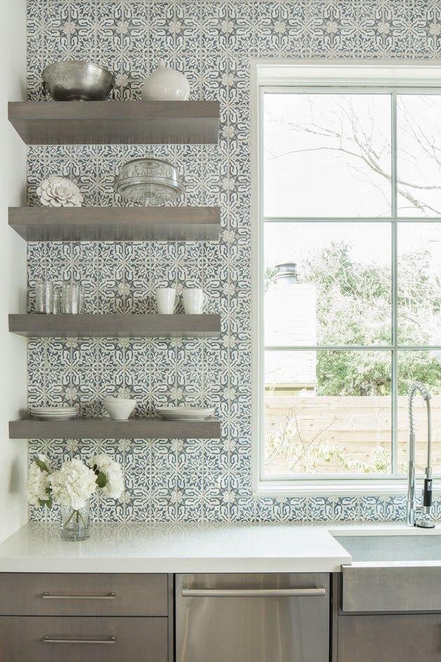 3 Fold Design Studio Ceramic Tile by Walker Zanger