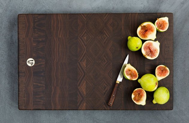 Jacob May Black Walnut Butcher Block