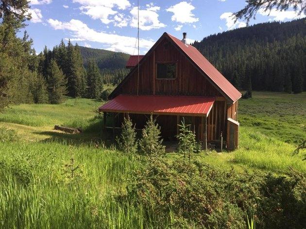 Charming Montana cabin