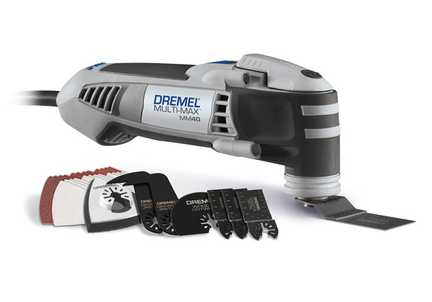 Dremel Multi-Max and accessories