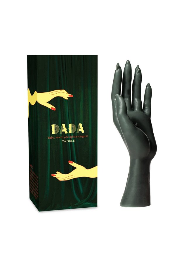 Dada Daily Hand Candle