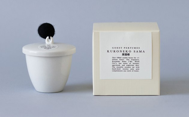 Goest Perfumes Black Cat Candle