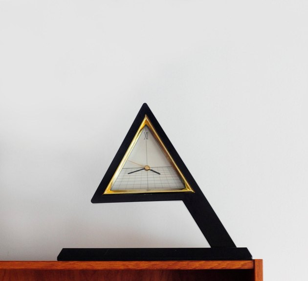 Algar Japan Triangular Clock $99.62