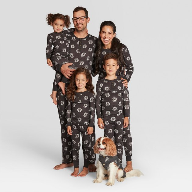 matching family pjs