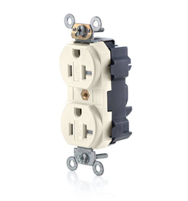 20-amp receptacle