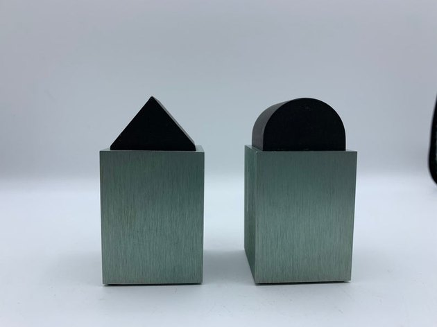 David Tisdale Salt and Pepper Shakers, $40