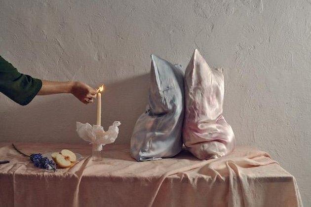 Upstate Silk Pillowcases
