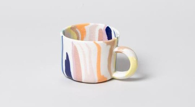 Risa Nishimori Porcelain Mug, $60