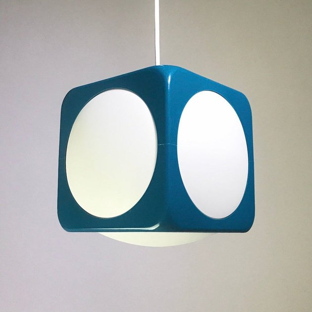 1970s Dice Pendant Design by Hoyrup Lamper for IKEA, $329.25