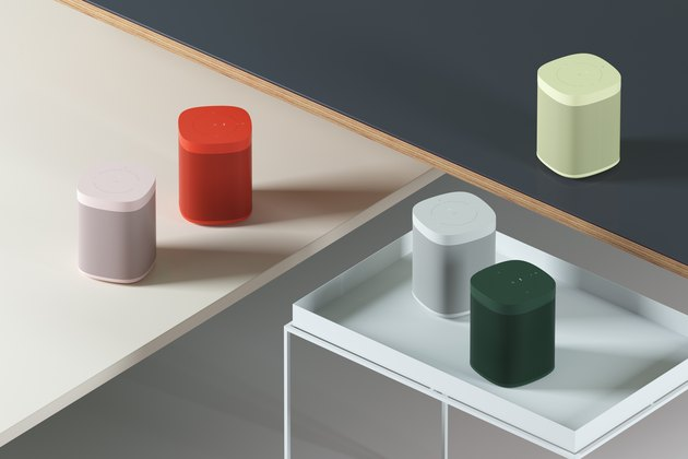 Sonos new collection of speakers