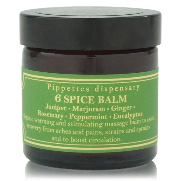 Pippettes Dispendary Warming Balm, $17