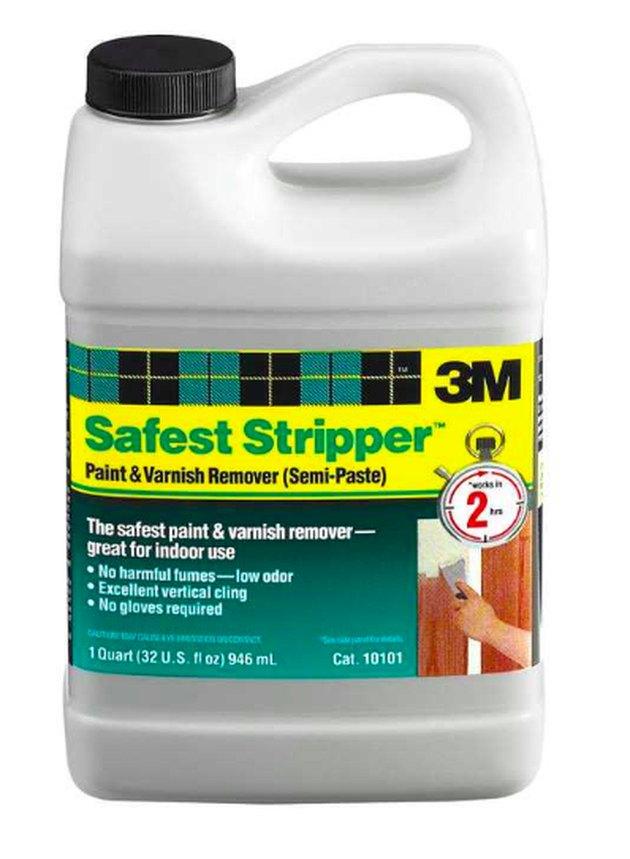 3M Safer paint stripper.
