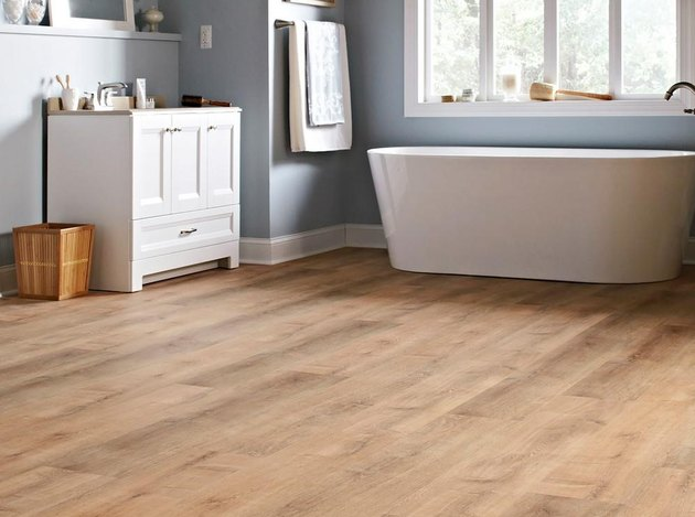 Can You Install Vinyl Flooring Over Ceramic Tile Hunker