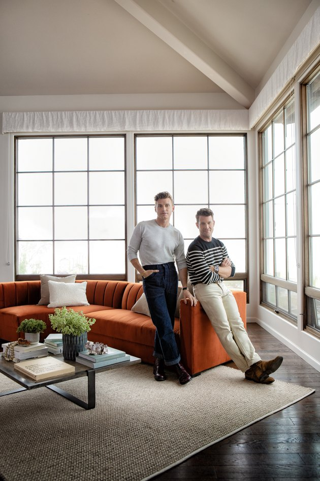 nate + jeremiah for living spaces