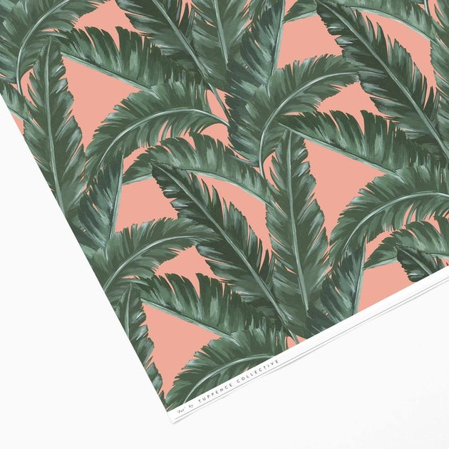 palm wrapping paper