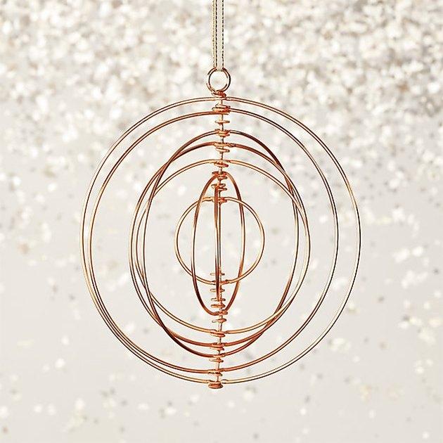 copper ornament