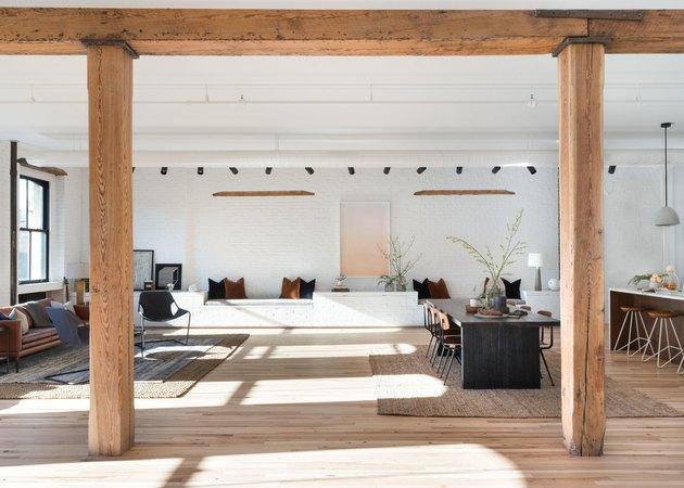 rug room divider