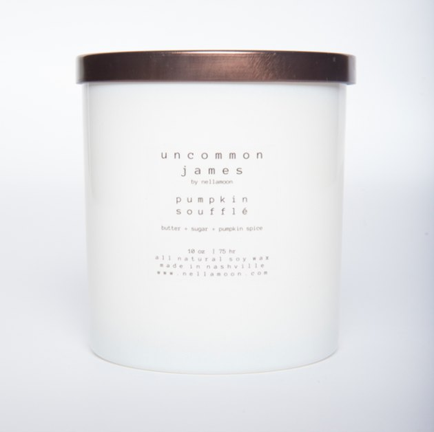 uncommon james candle