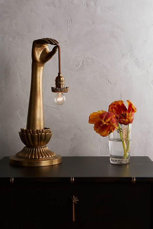 Anthropologie Lightbearer Table Lamp