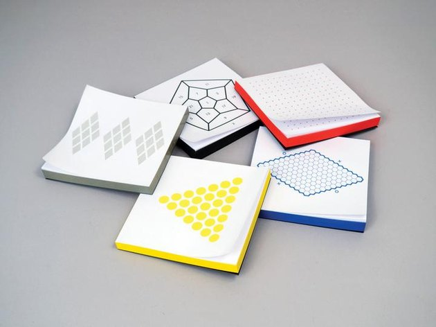 Fredericks and Mae Paper Games, $19.95