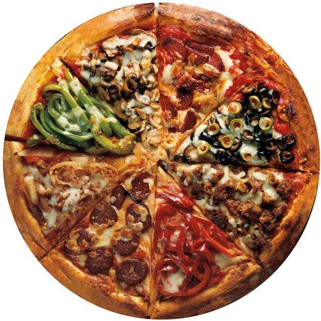 Bits and Pieces Pizza Puzzle, $15.98