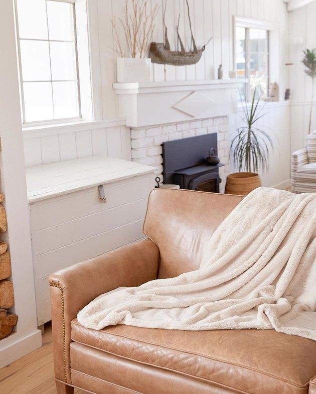 unhide la blanket