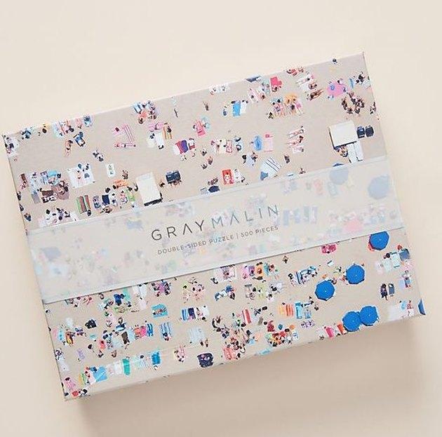 Gray Malin Beach Puzzle, $24.99