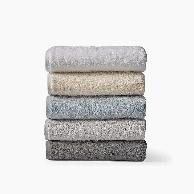 Coyuchi six-piece towel set